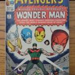 Marvel Avengers #9 Cover