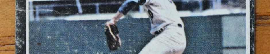 Nolan Ryan 1971 Topps #513 - front