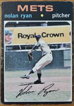 Nolan Ryan 1971 Topps #513