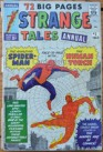 1963 Strange Tales Annual #2 - thumb