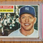 Micky Mantle Graded